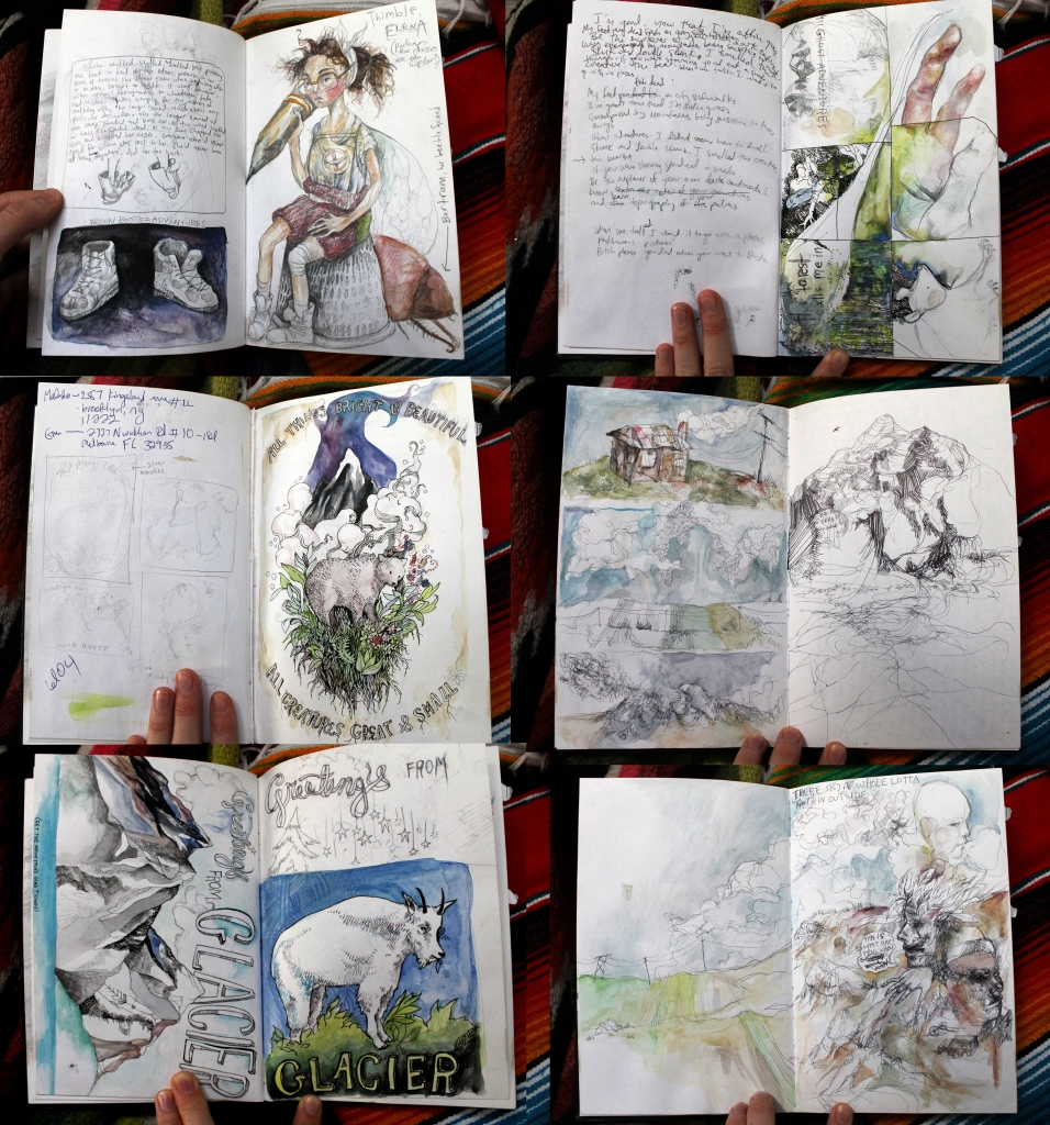 glacier journals